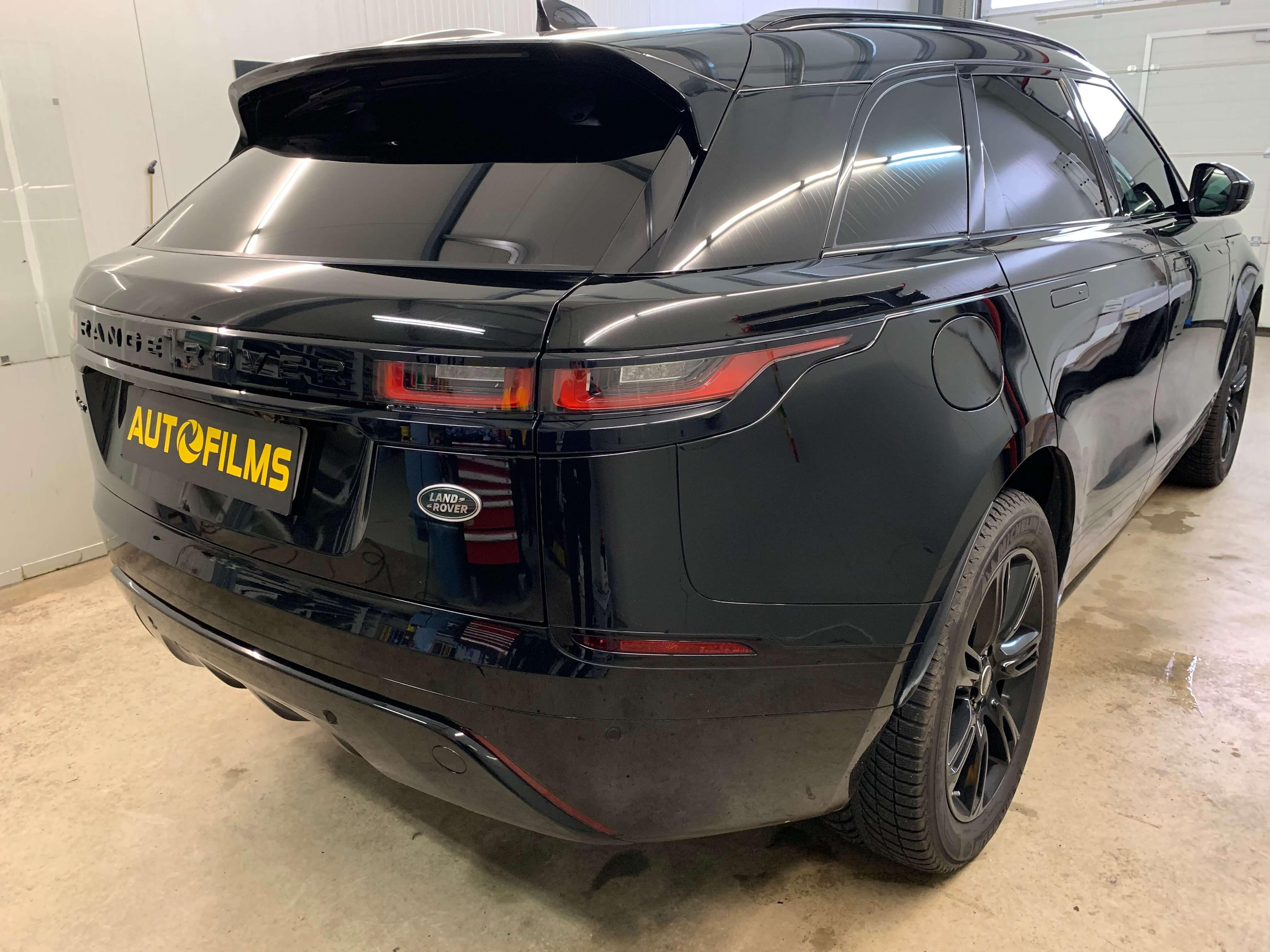 range rover autofilms